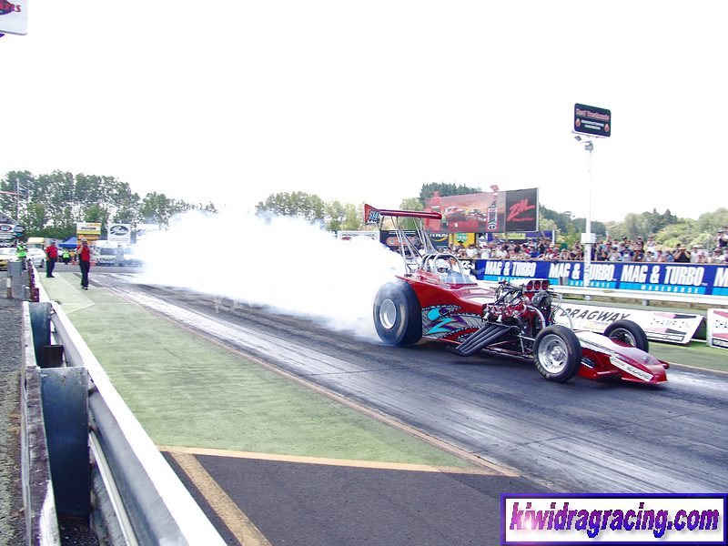 Meremere drag strip
