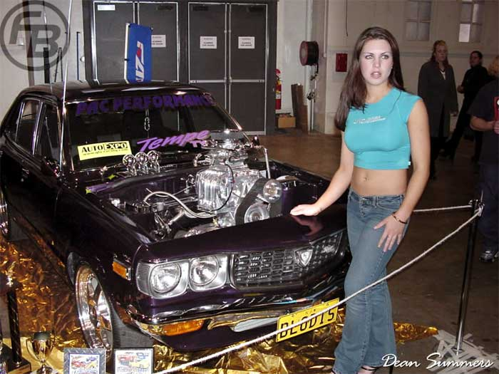 Drag Racing Cars >> Cars with Babes